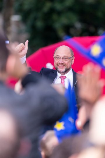 Brief an Europa : Martin Schulz