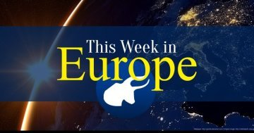 This Week in Europe : Britain, vdL & Germany