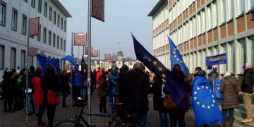Liebesbrief an Pulse of Europe